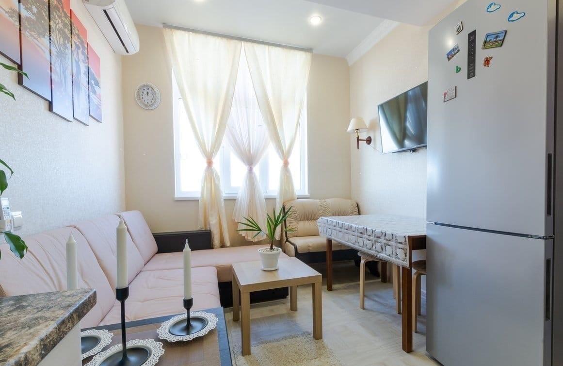 1к квартира улица Алексеева, 45 | 14000 | аренда в Красноярске фото 6