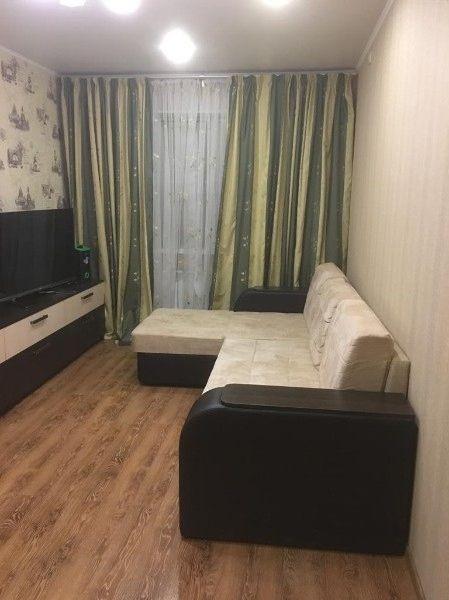 1к квартира Покровский, 3-ий микрорайон, Линейная улица, 105 | 12000 | аренда в Красноярске фото 0