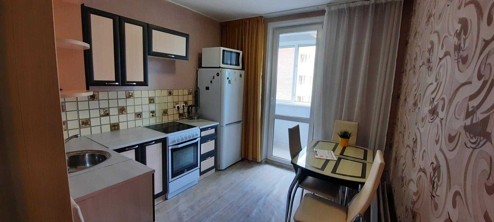 1к квартира Ботанический бульвар, 17 | 17000 | аренда в Красноярске фото 3