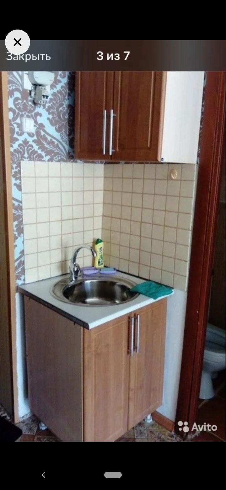 1к квартира Тобольская улица, 3 | 9000 | аренда в Красноярске фото 3