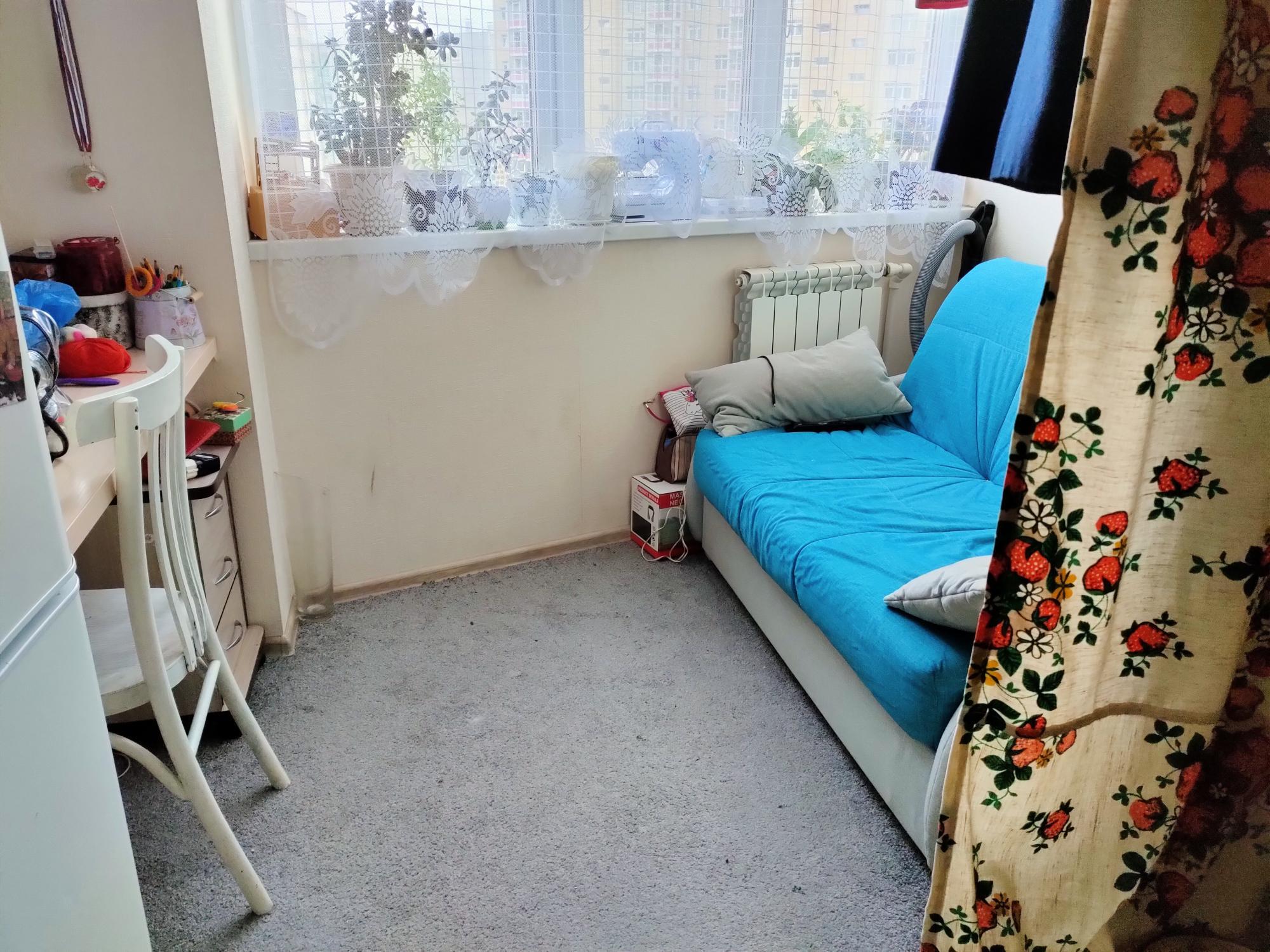 1к квартира улица Мате Залки, 6, ст. 1   16000   аренда в Красноярске фото 7