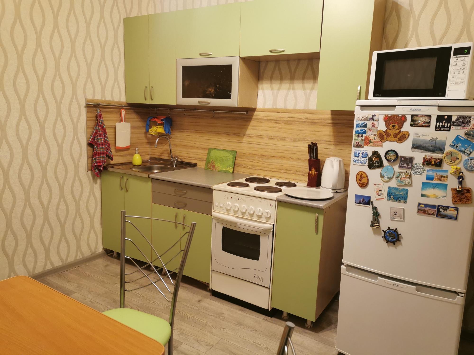 1к квартира улица Батурина, 19 | 17000 | аренда в Красноярске фото 5