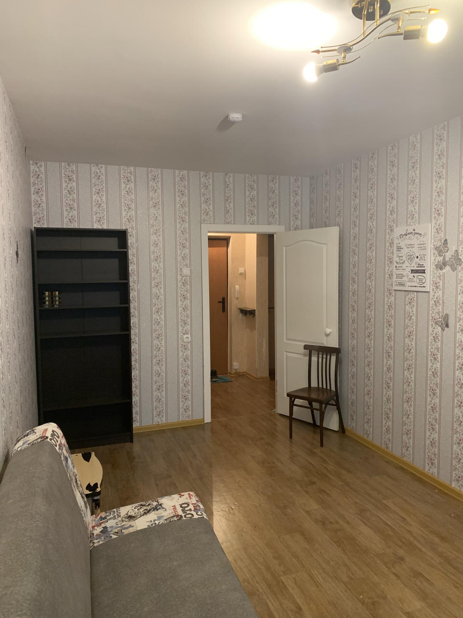 1к квартира Ольховая улица, Россия | 11000 | аренда в Красноярске фото 4