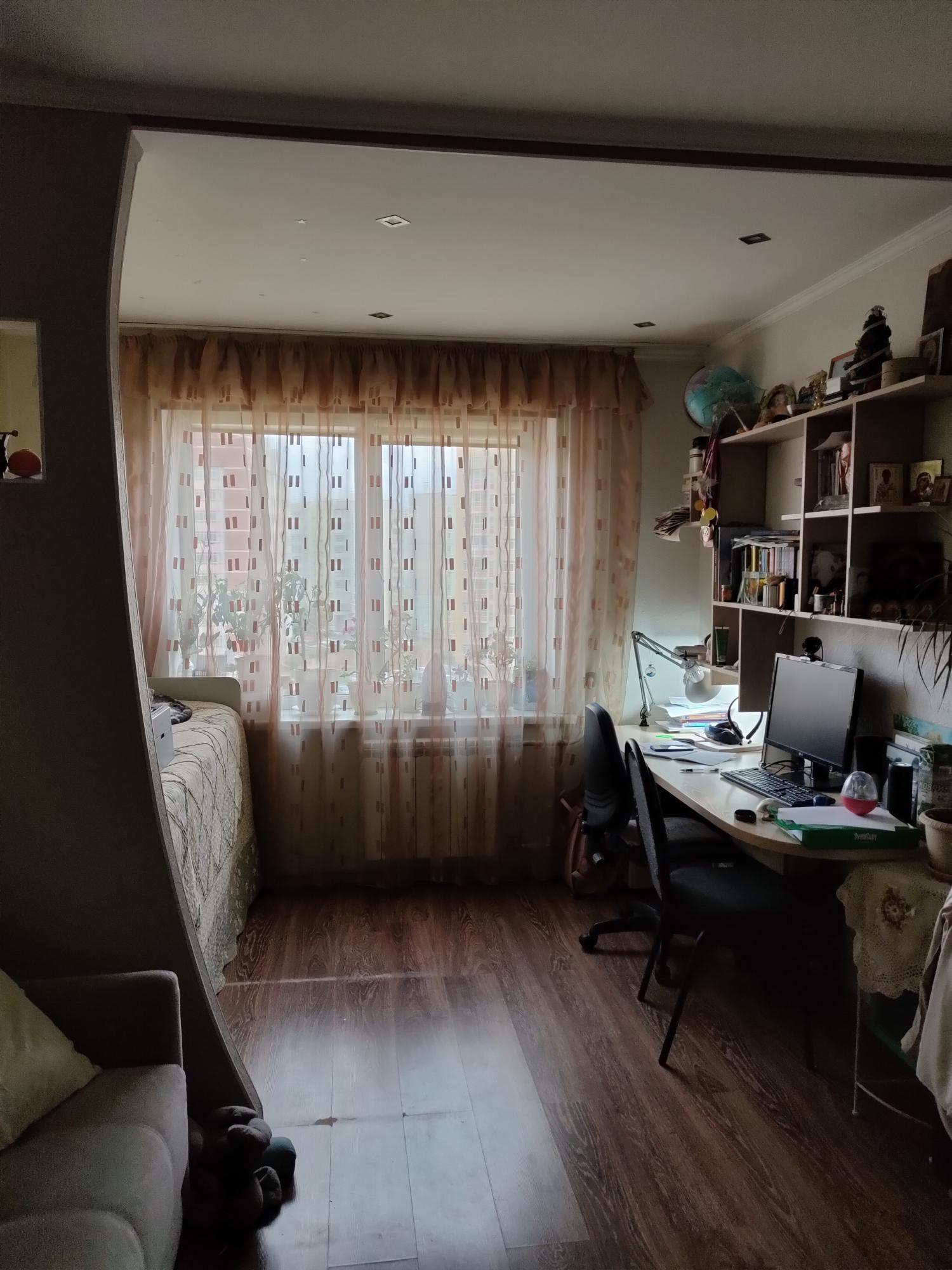 1к квартира улица Мате Залки, 6, ст. 1   16000   аренда в Красноярске фото 3