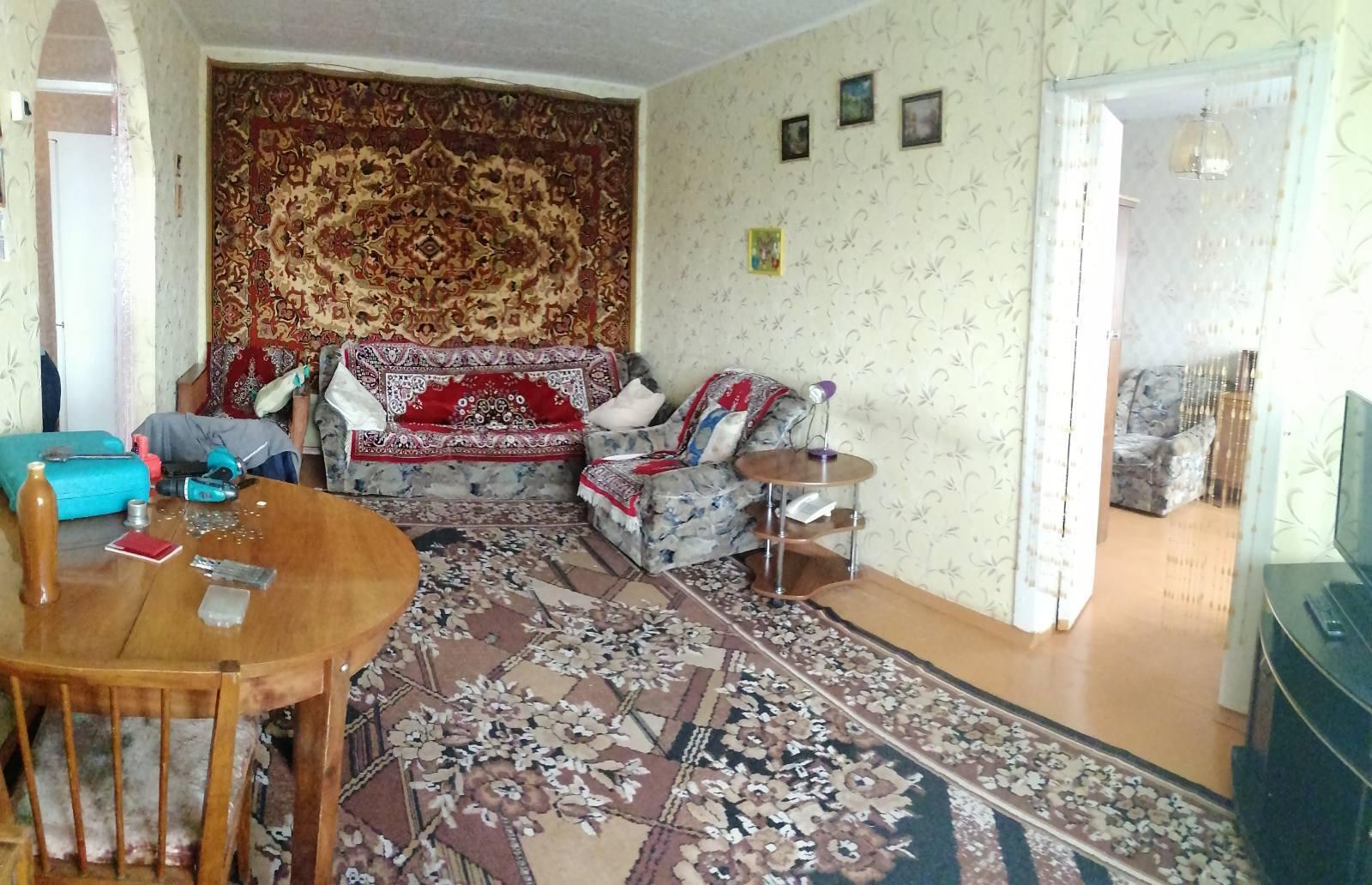 2к квартира улица Можайского, 13 | 15000 | аренда в Красноярске фото 1