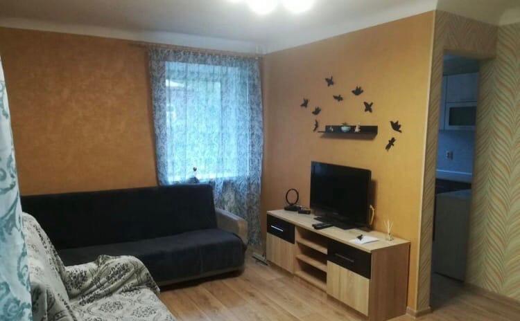 1к квартира улица 60 лет Октября, 83   12000   аренда в Красноярске фото 8