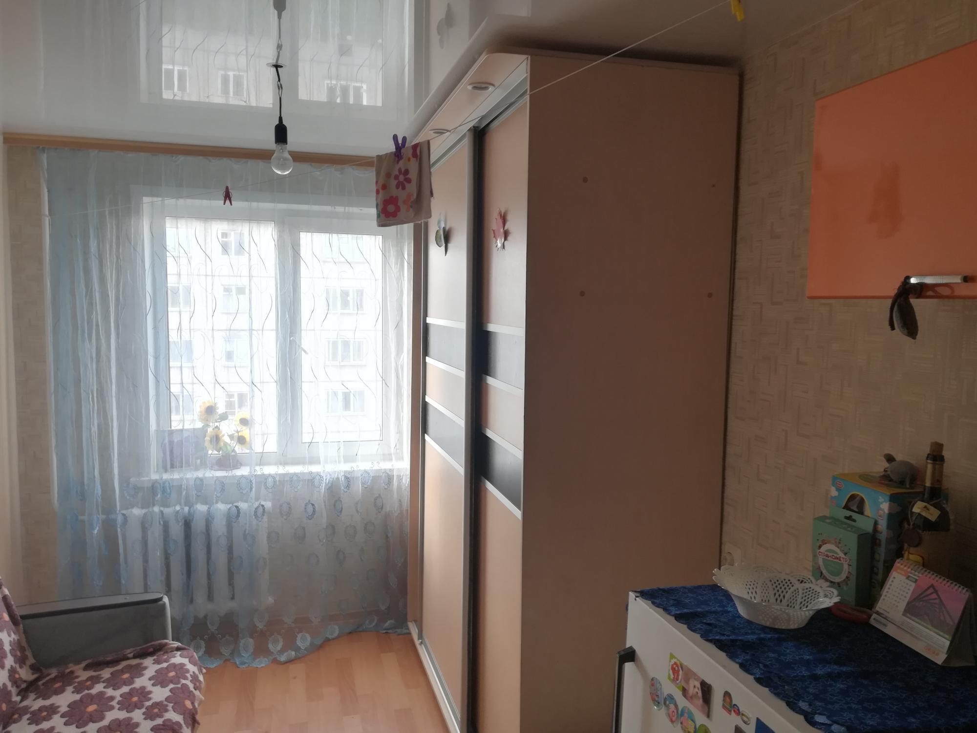 1к квартира улица Спортивная, 120   10000   аренда в Красноярске фото 0
