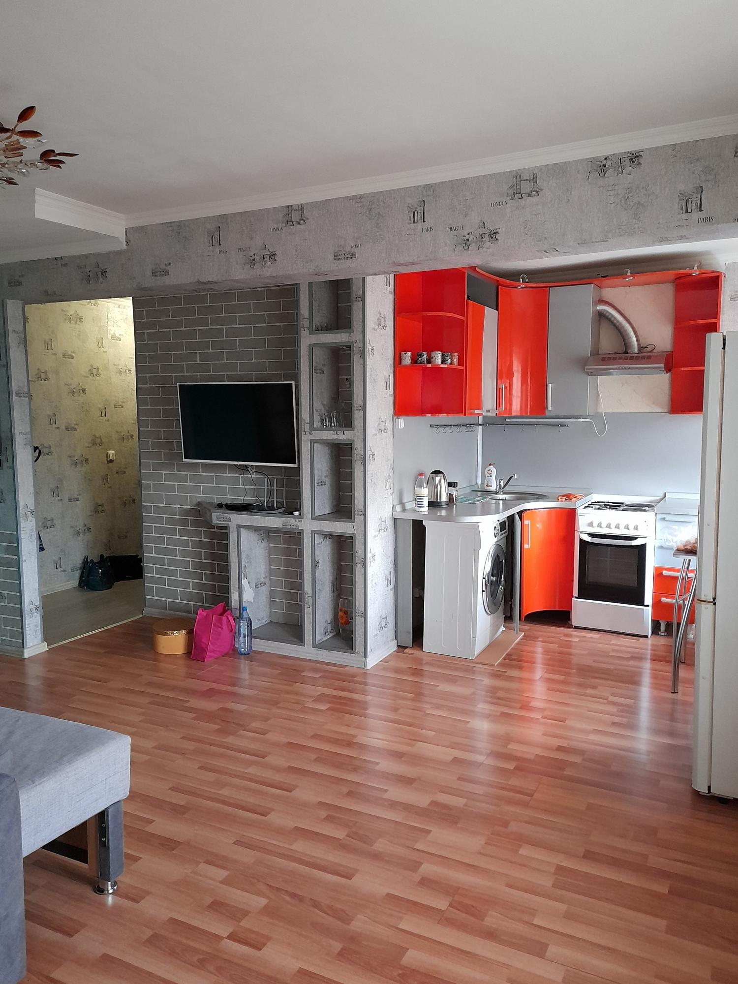 2к квартира Западная улица, 15 | 17000 | аренда в Красноярске фото 1