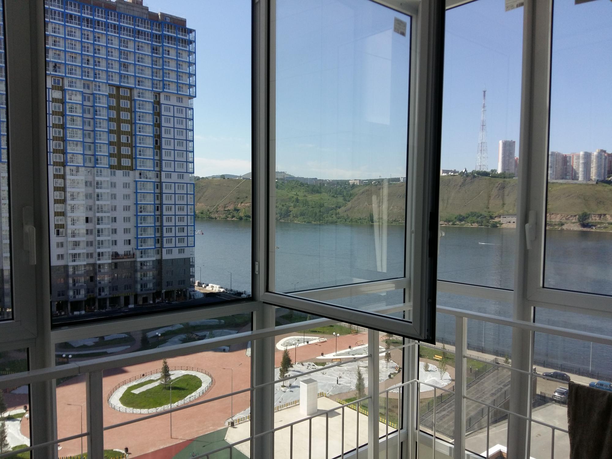 2к квартира улица Лесников, 23   16000   аренда в Красноярске фото 8