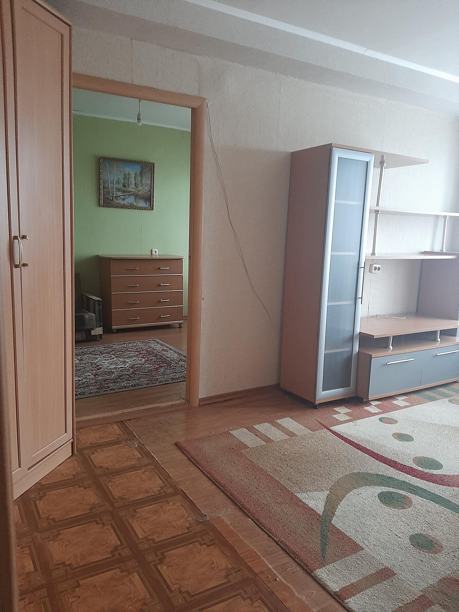 2к квартира Ферганская улица, 8 | 16000 | аренда в Красноярске фото 1