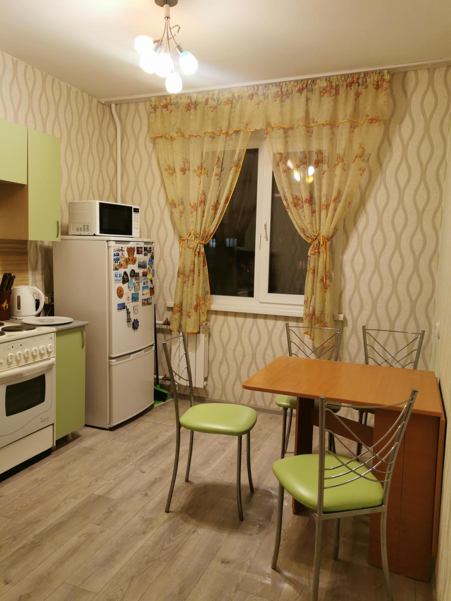 1к квартира улица Батурина, 19 | 17000 | аренда в Красноярске фото 4