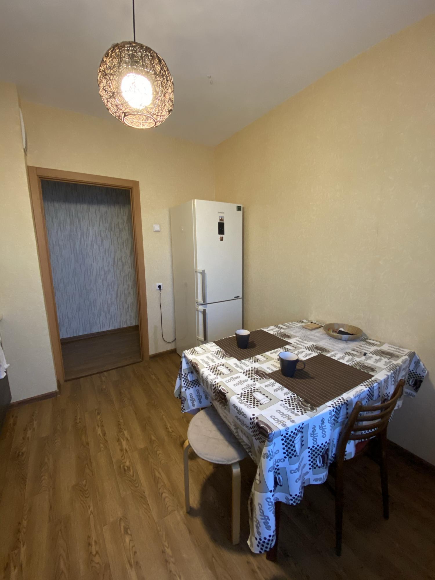 1к квартира Уютный переулок, 9   17000   аренда в Красноярске фото 3