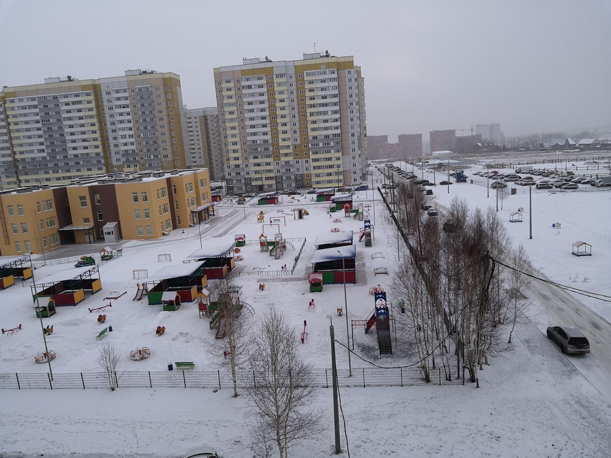 2к квартира Ольховая улица, 12 | 16500 | аренда в Красноярске фото 7