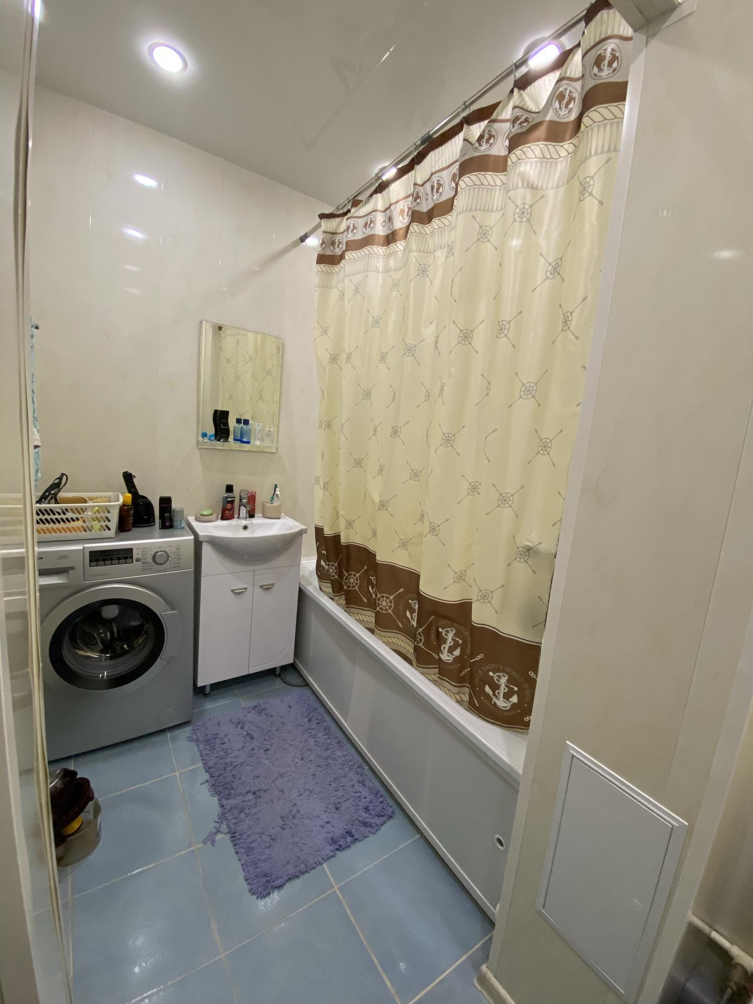 1к квартира Уютный переулок, 9   17000   аренда в Красноярске фото 4