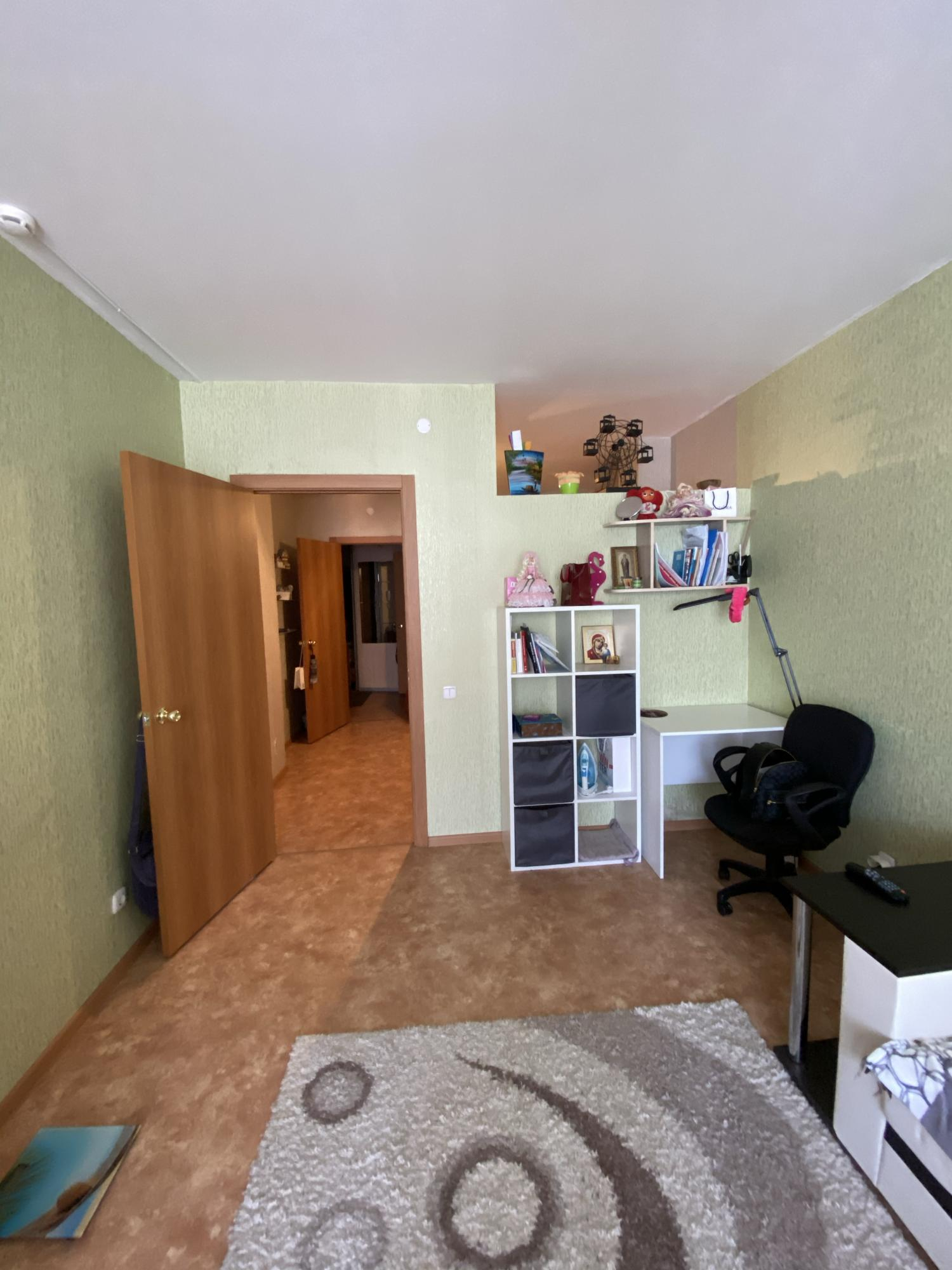 1к квартира Лесопарковая улица, 25 | 15000 | аренда в Красноярске фото 1