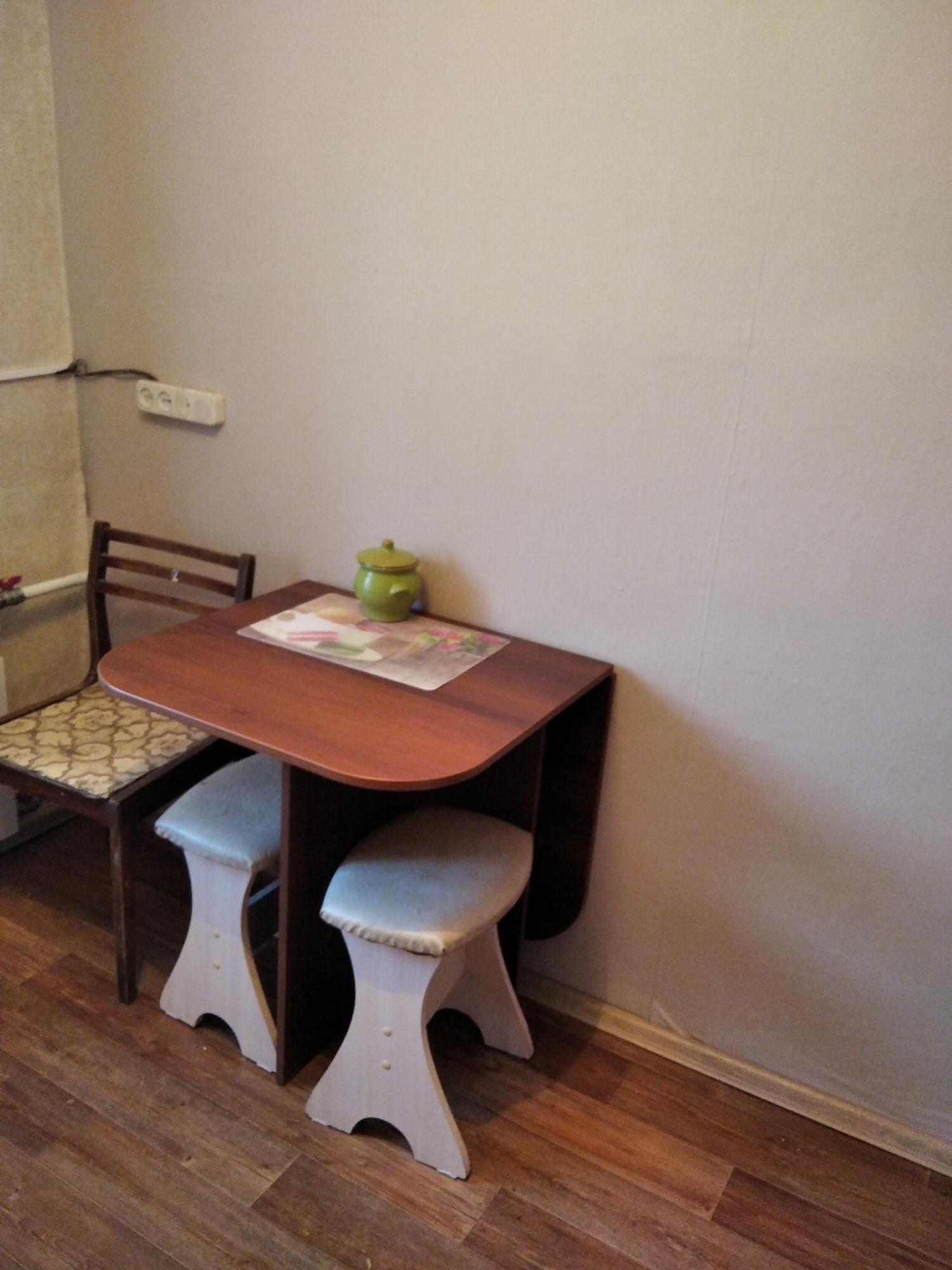 1к квартира Красномосковская улица, 40 | 10000 | аренда в Красноярске фото 1