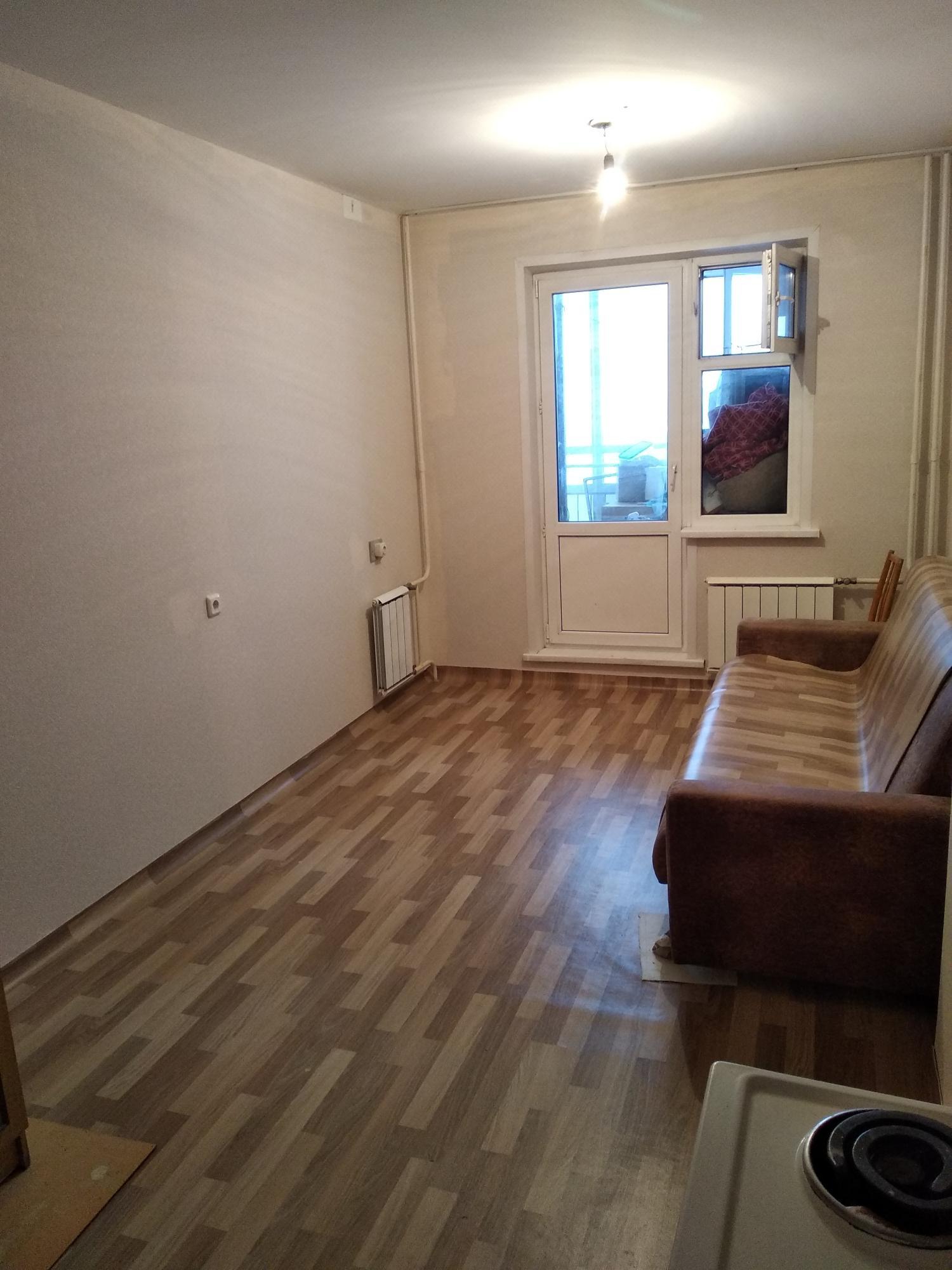 1к квартира улица Вильского, 34 | 8000 | аренда в Красноярске фото 0