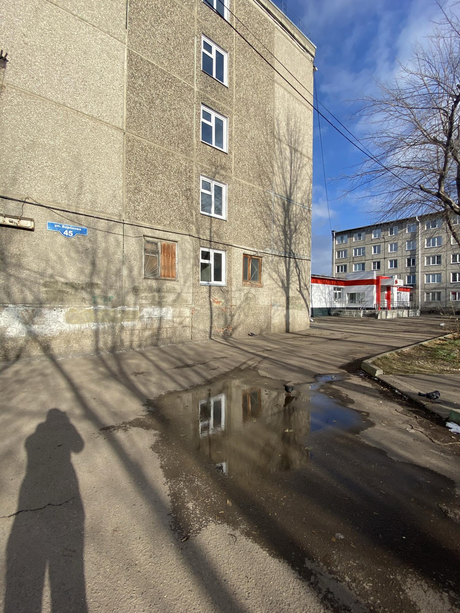 студия улица Воронова, 45 | 9000 | аренда в Красноярске фото 7