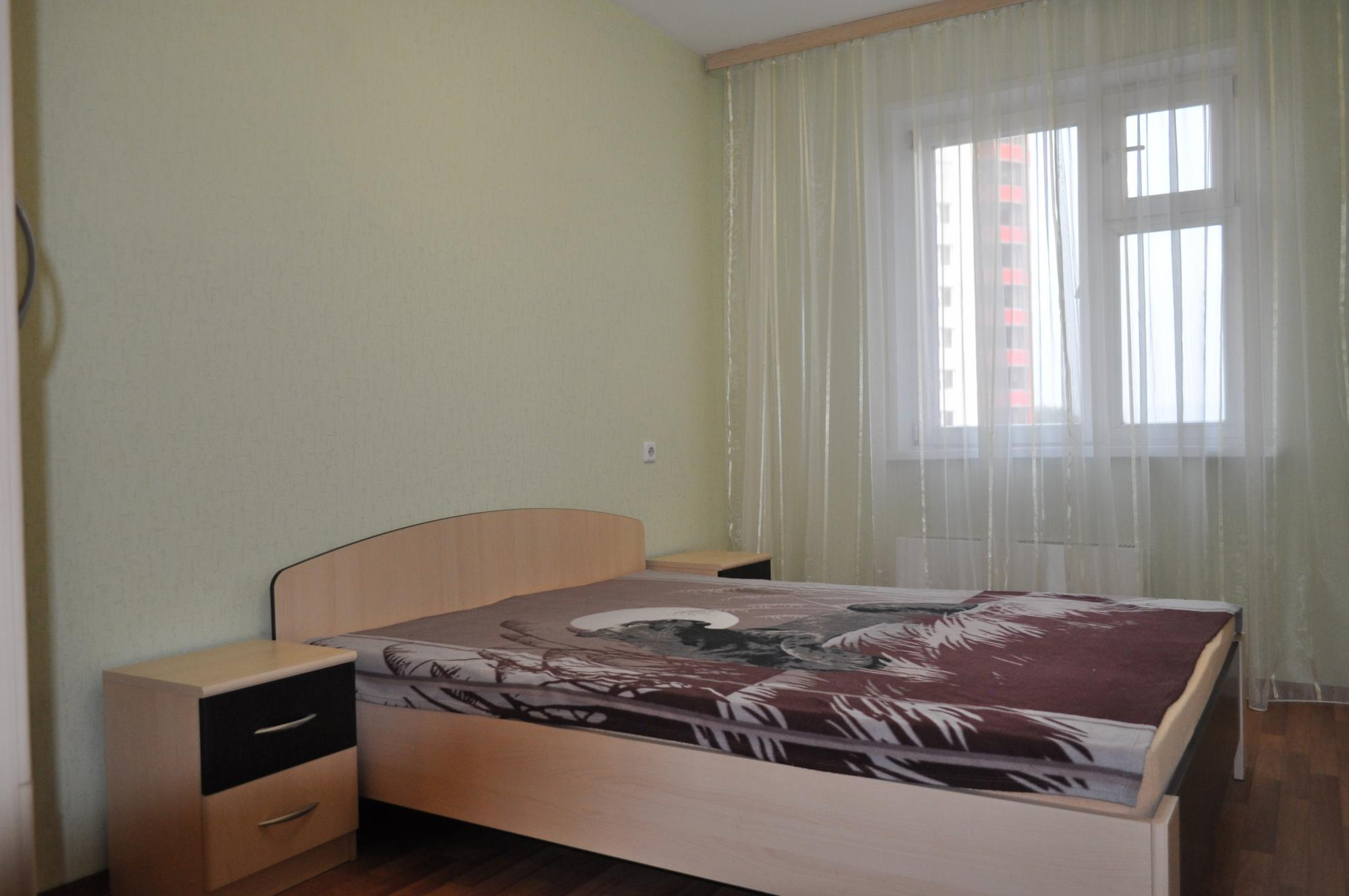 2к квартира улица Серова, 10 | 18000 | аренда в Красноярске фото 2