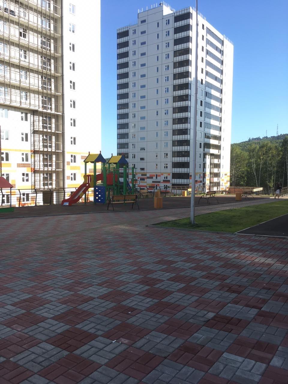 1к квартира улица Елены Стасовой, 51Д | 15000 | аренда в Красноярске фото 0