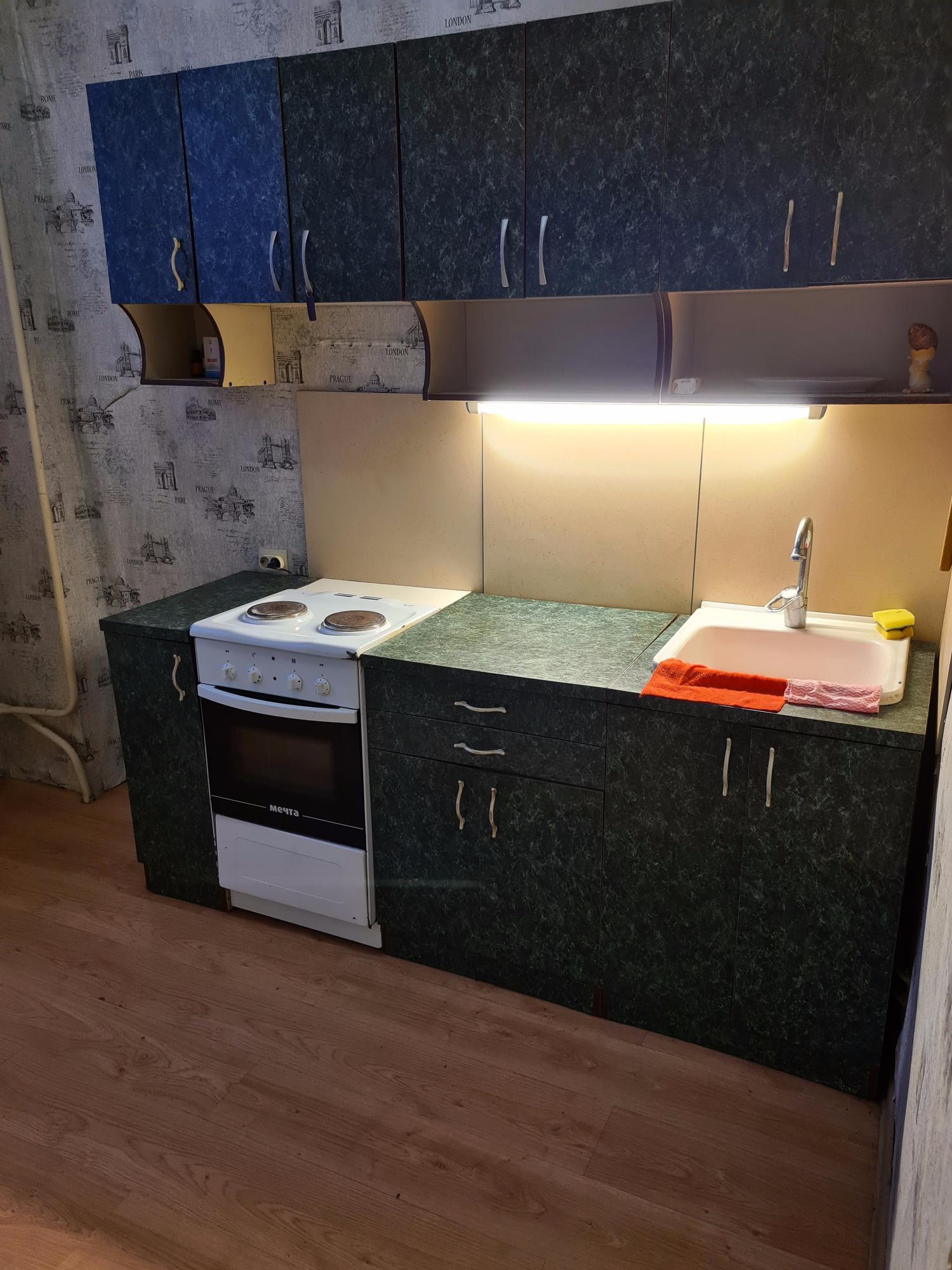 1к квартира Молодёжный проспект, 3 | 10000 | аренда в Красноярске фото 5
