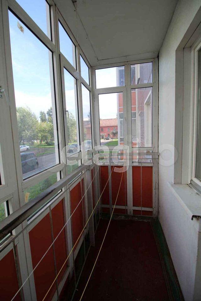 1к квартира улица Калинина, 17   14000   аренда в Красноярске фото 3