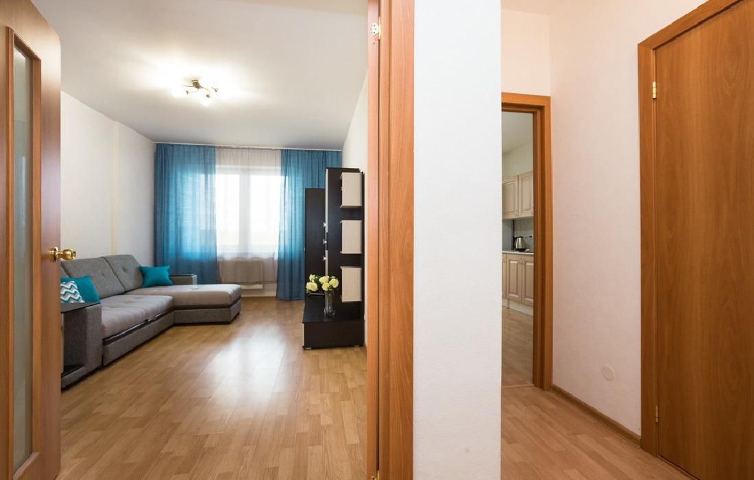 1к квартира улица Мате Залки, 15 | 9500 | аренда в Красноярске фото 3