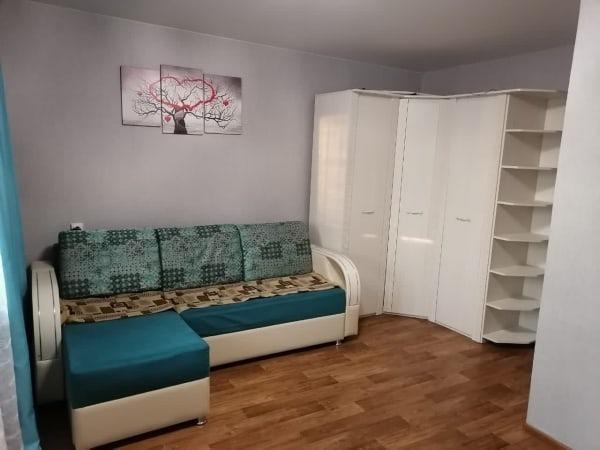 1к квартира улица Юности, 37 | 13000 | аренда в Красноярске фото 3