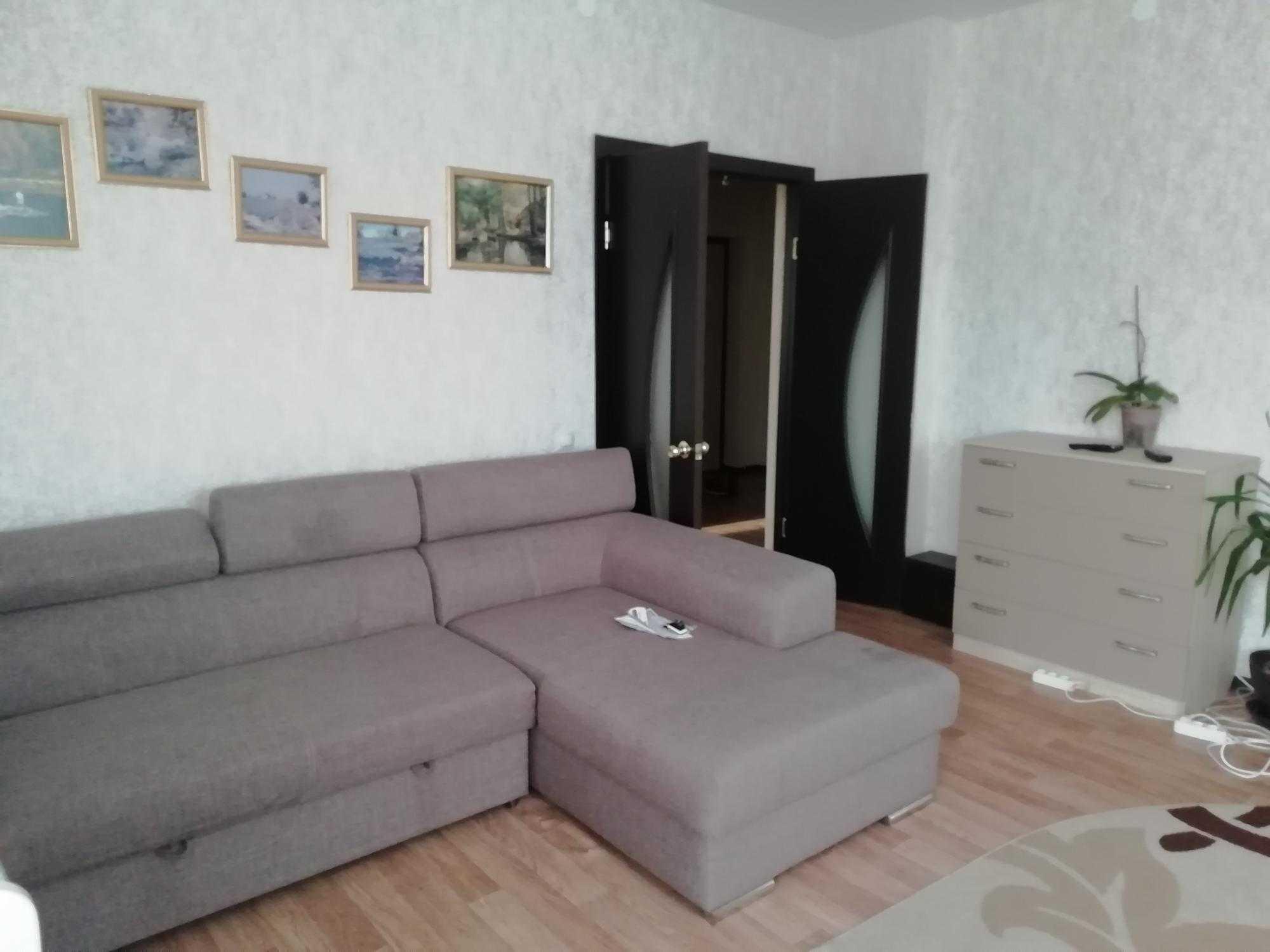 1к квартира улица Чернышевского, 81 | 20000 | аренда в Красноярске фото 1