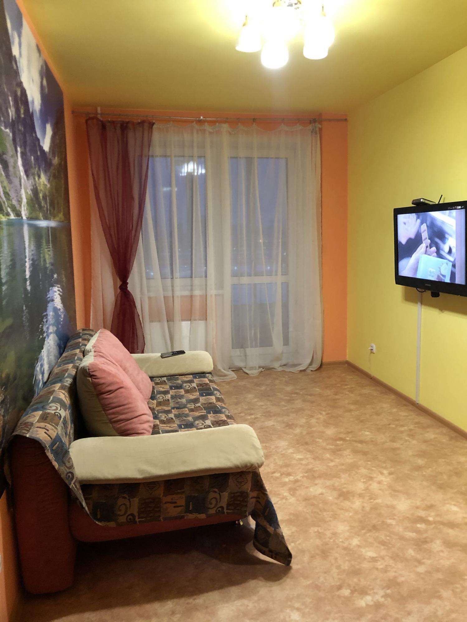 1к квартира улица Лесников | 14000 | аренда в Красноярске фото 0