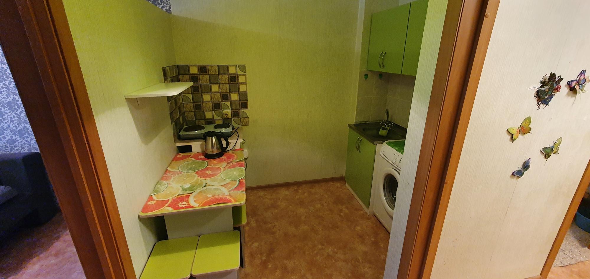 1к квартира улица Карамзина, 12 | 12000 | аренда в Красноярске фото 2