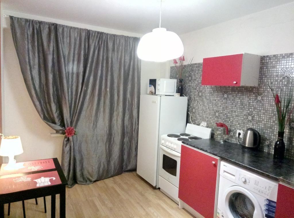 1к квартира улица Молокова, 15 | 10000 | аренда в Красноярске фото 3