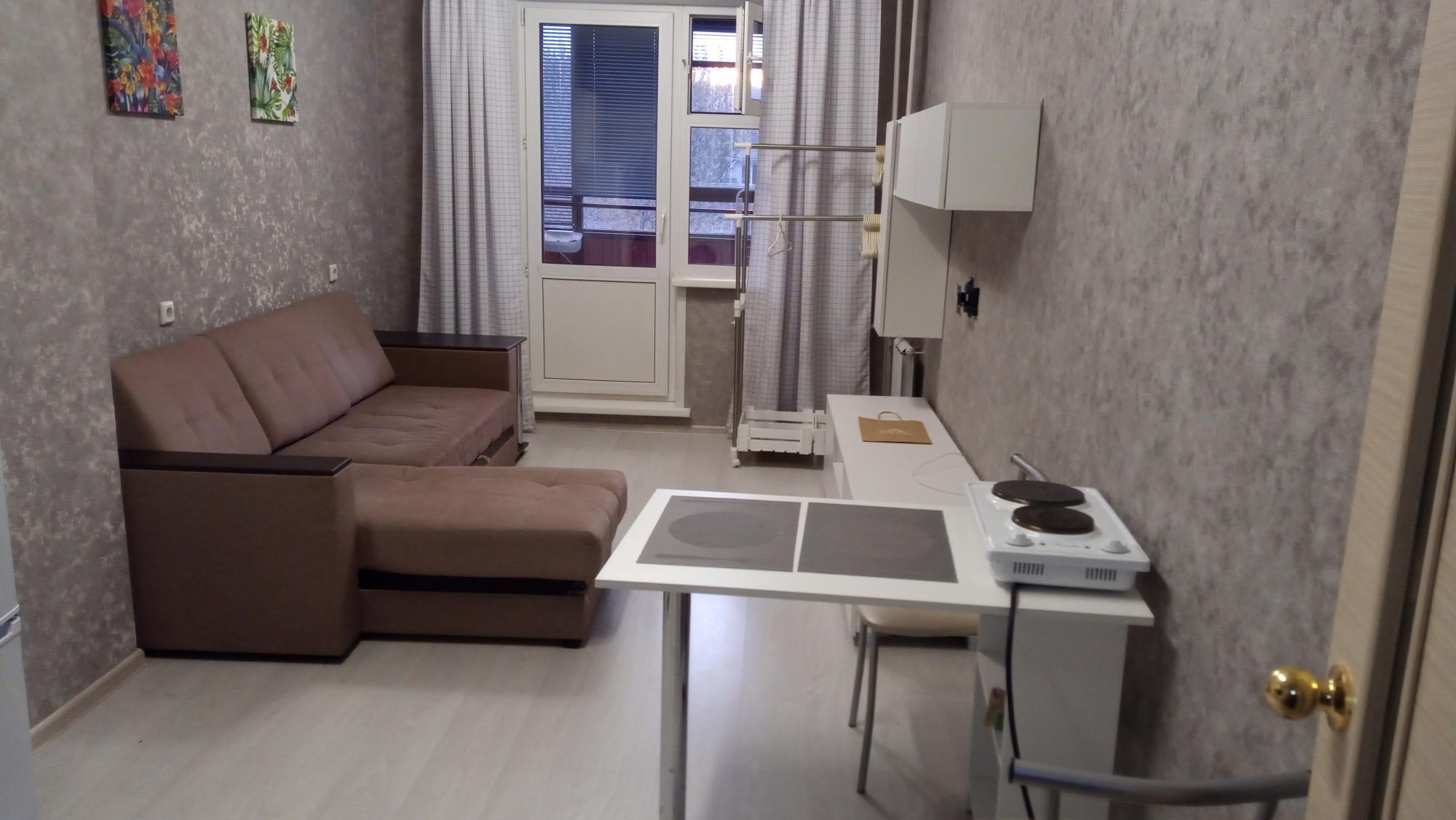 студия улица Вильского, 32   12000   аренда в Красноярске фото 0