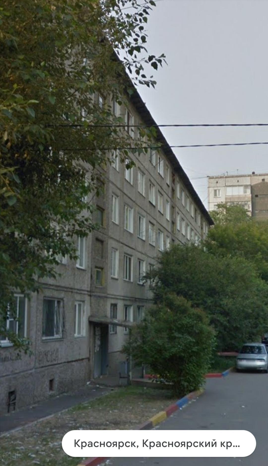 студия улица Воронова, 10А | 11000 | аренда в Красноярске фото 12