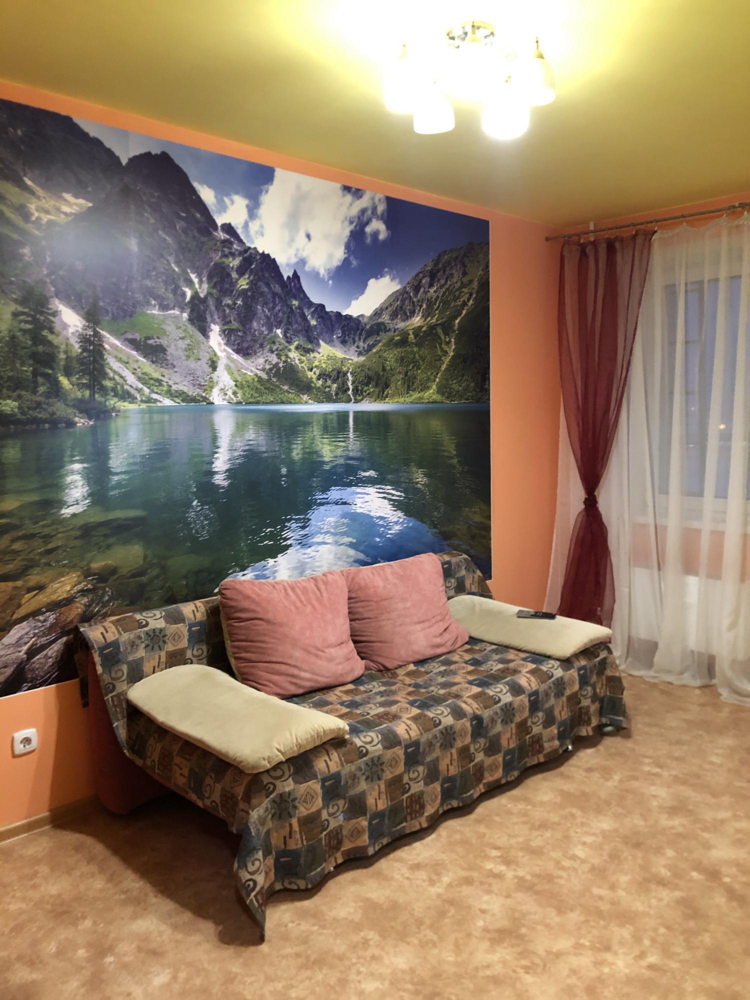 1к квартира улица Лесников | 14000 | аренда в Красноярске фото 1