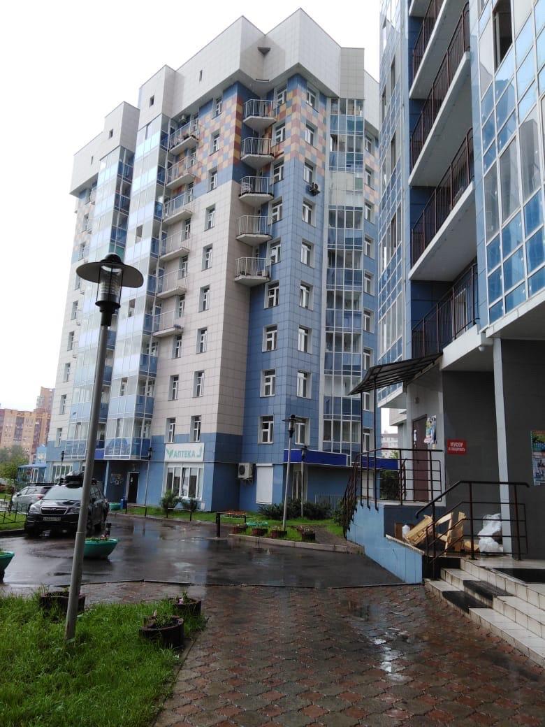1к квартира улица Алексеева, 53   19000   аренда в Красноярске фото 9
