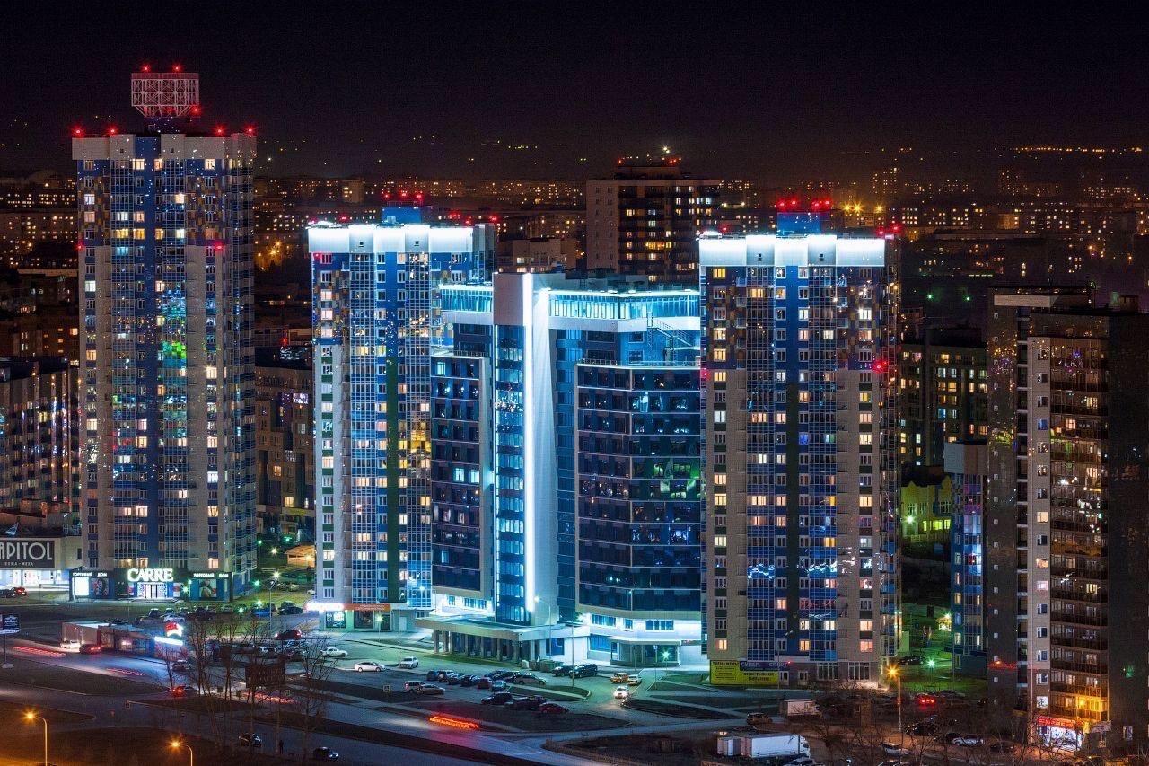 1к квартира улица Алексеева, 53   19000   аренда в Красноярске фото 0