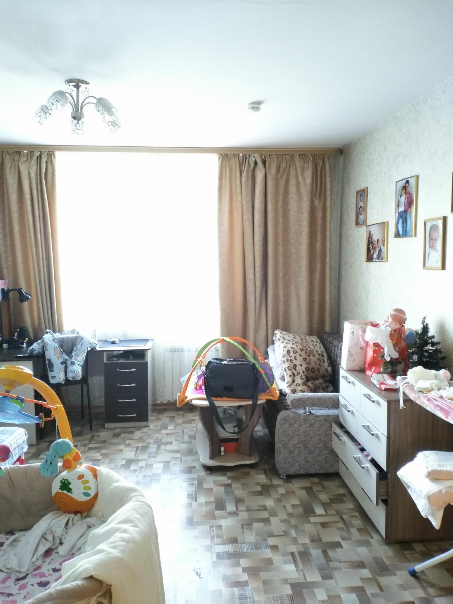 1к квартира улица Чернышевского, 114   16000   аренда в Красноярске фото 1