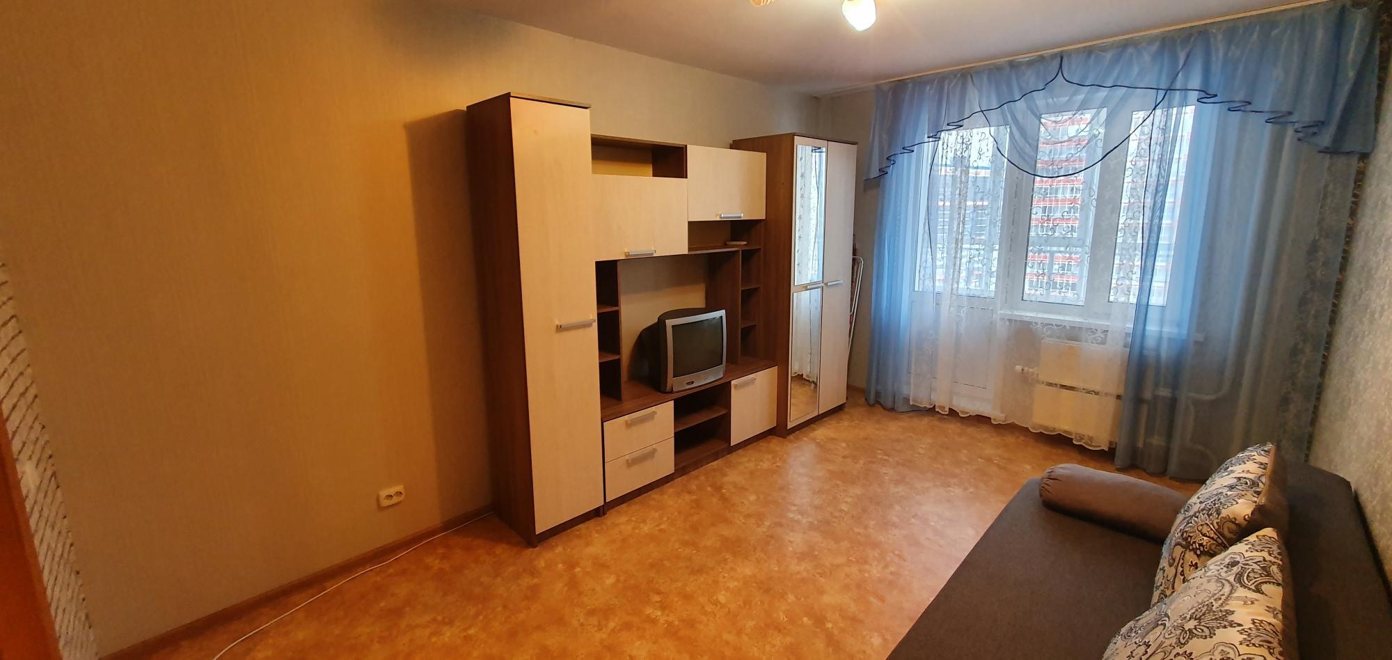 1к квартира улица Карамзина, 12 | 12000 | аренда в Красноярске фото 1