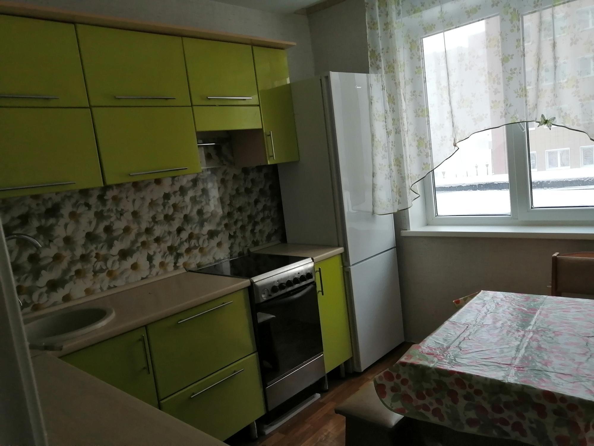 2к квартира улица Батурина, 1 | 25000 | аренда в Красноярске фото 2