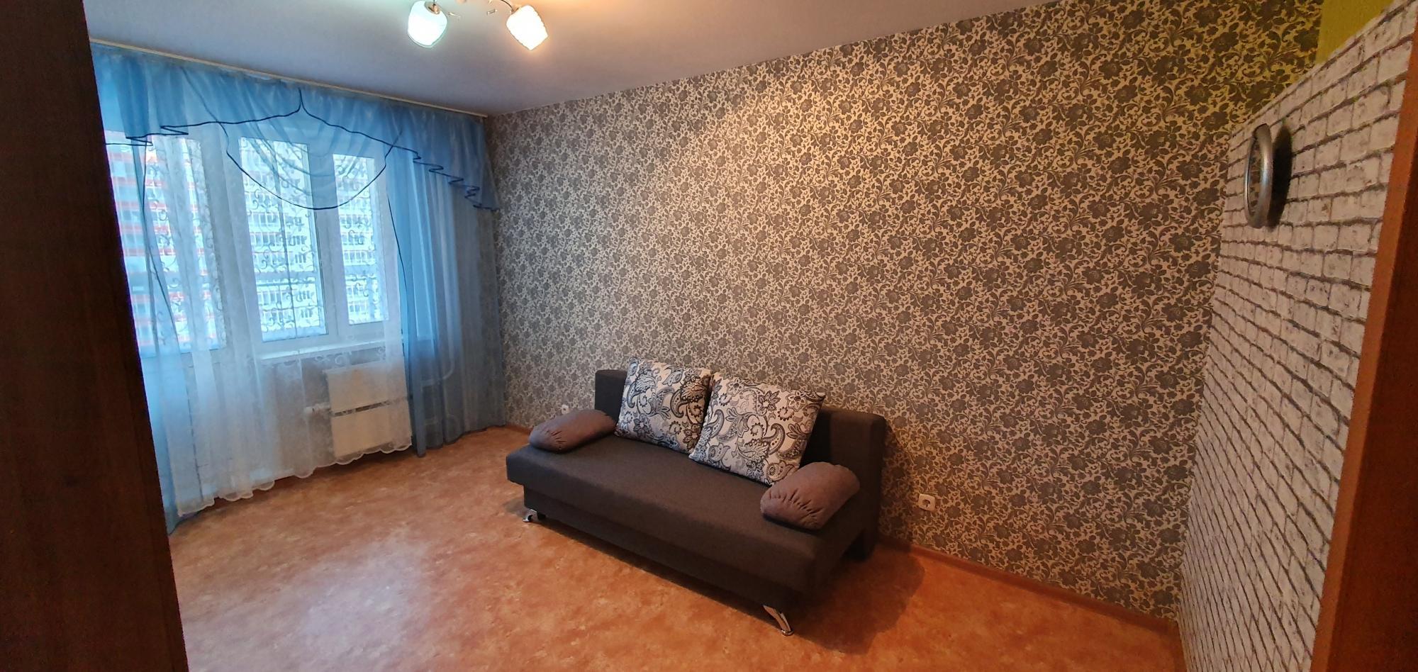 1к квартира улица Карамзина, 12 | 12000 | аренда в Красноярске фото 0