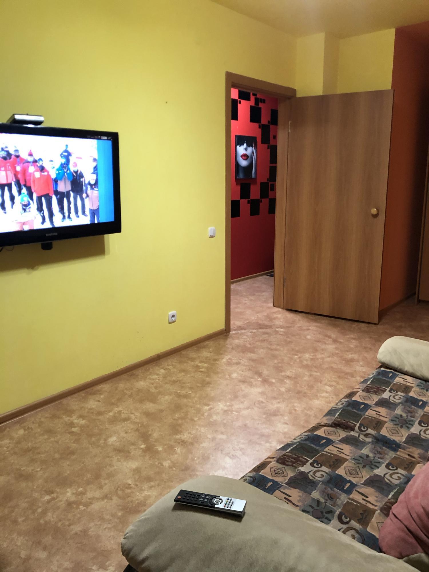 1к квартира улица Лесников | 14000 | аренда в Красноярске фото 4