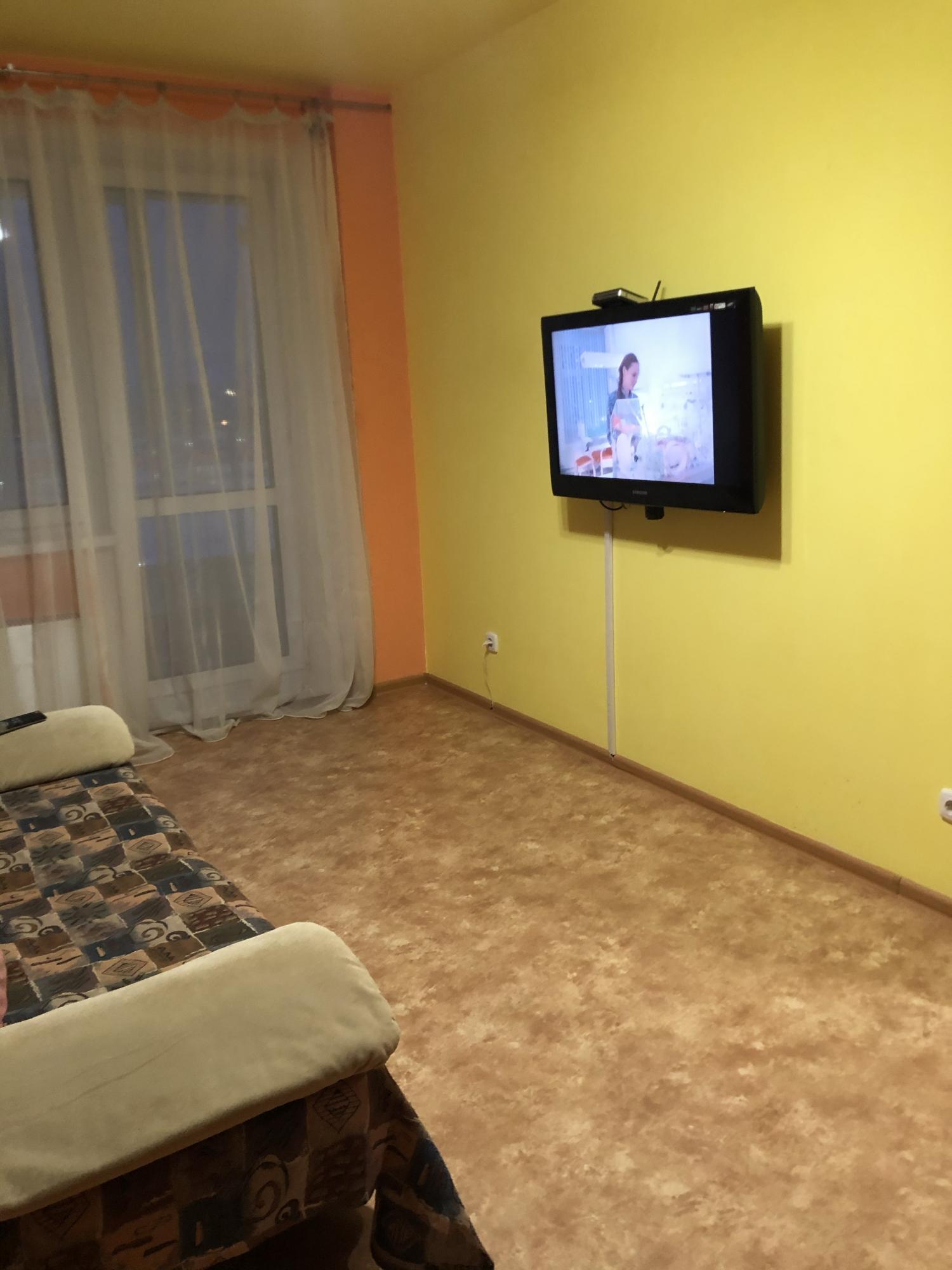 1к квартира улица Лесников | 14000 | аренда в Красноярске фото 2