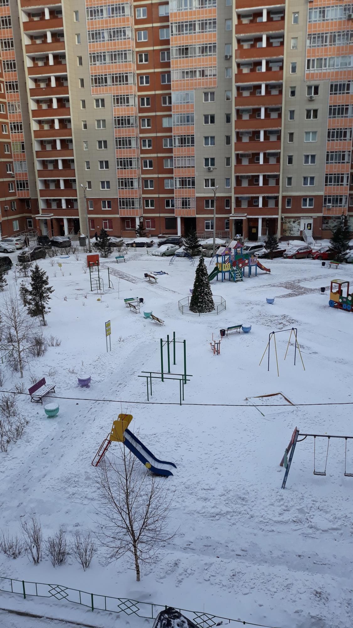 1к квартира улица Мате Залки, 11А | 18000 | аренда в Красноярске фото 17
