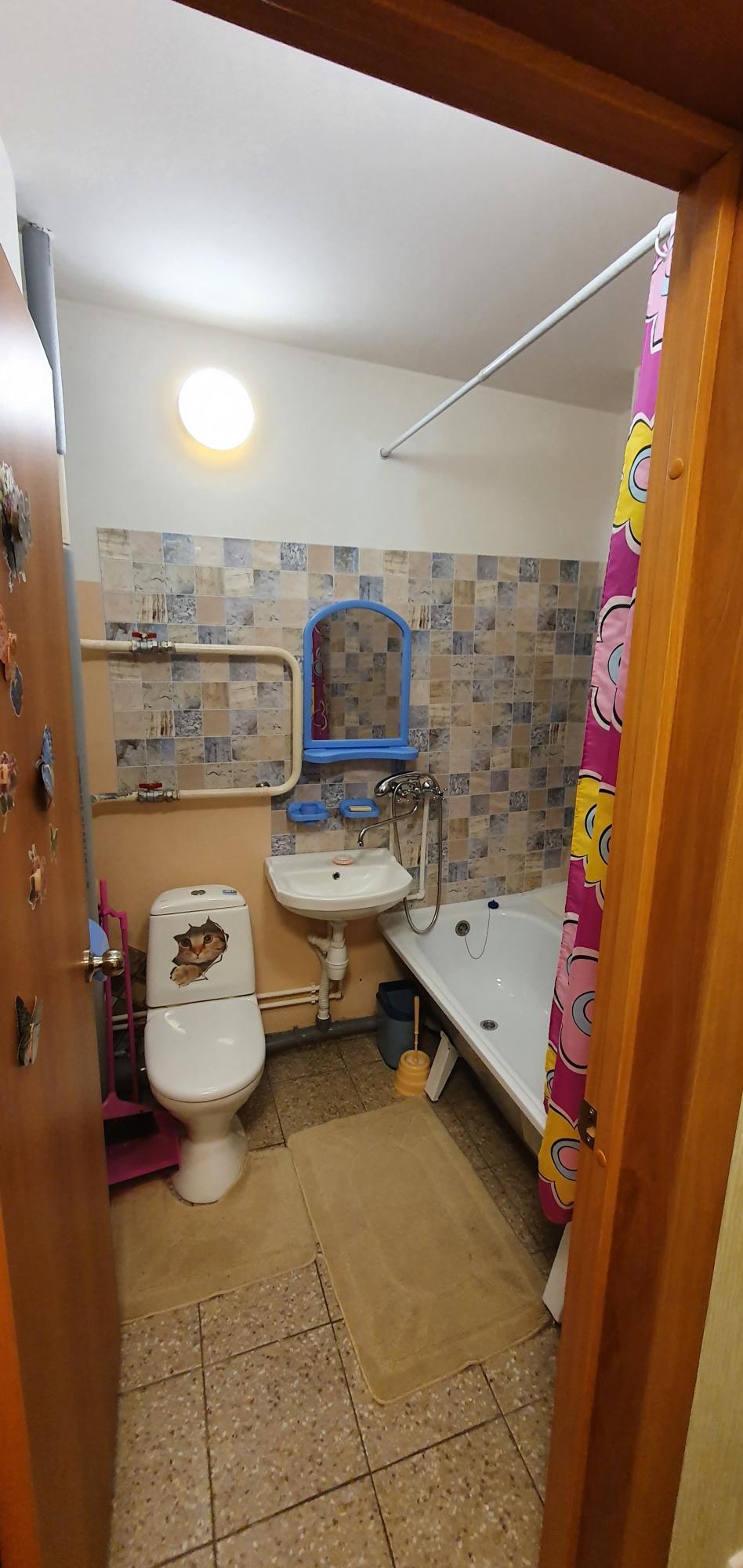 1к квартира улица Карамзина, 12 | 12000 | аренда в Красноярске фото 4