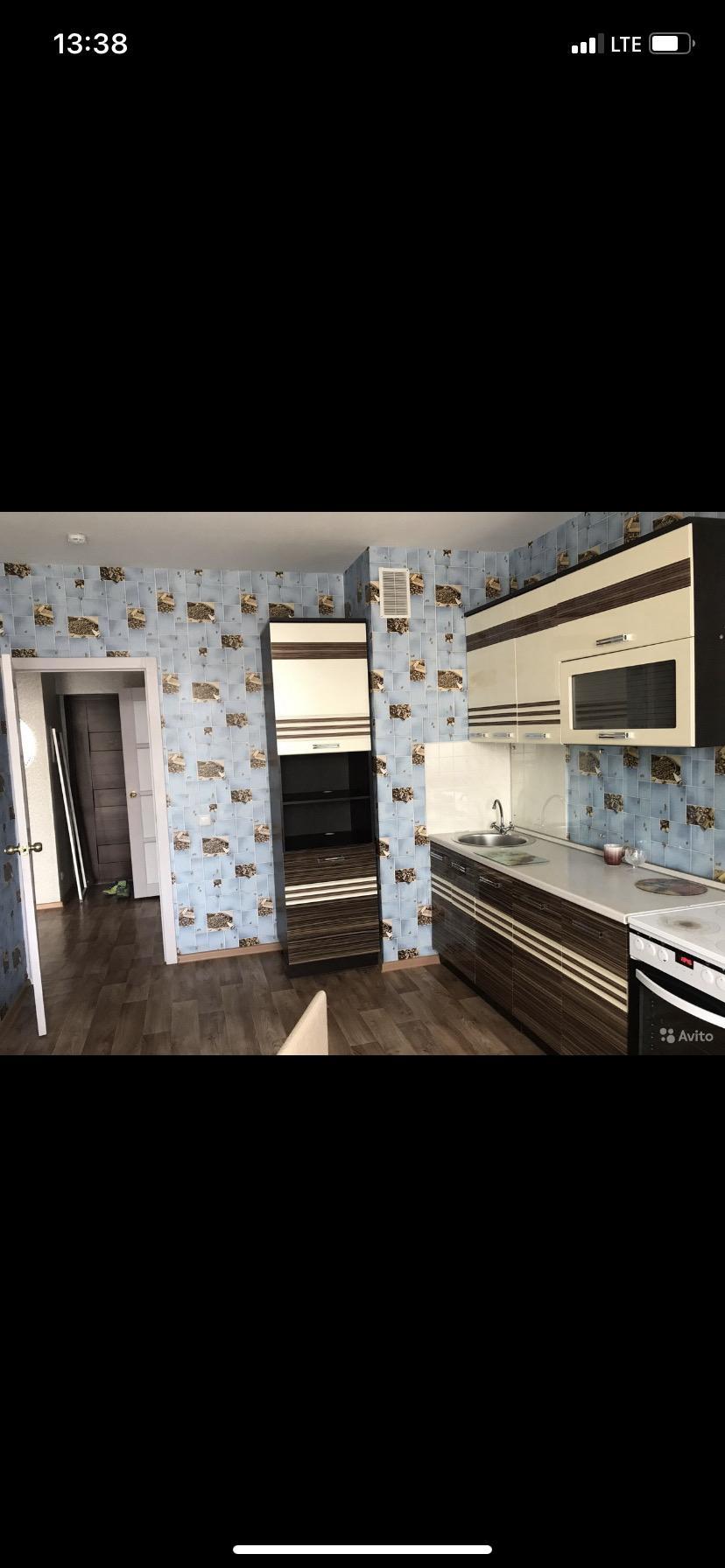 1к квартира улица 9 Мая, 83   16500   аренда в Красноярске фото 1