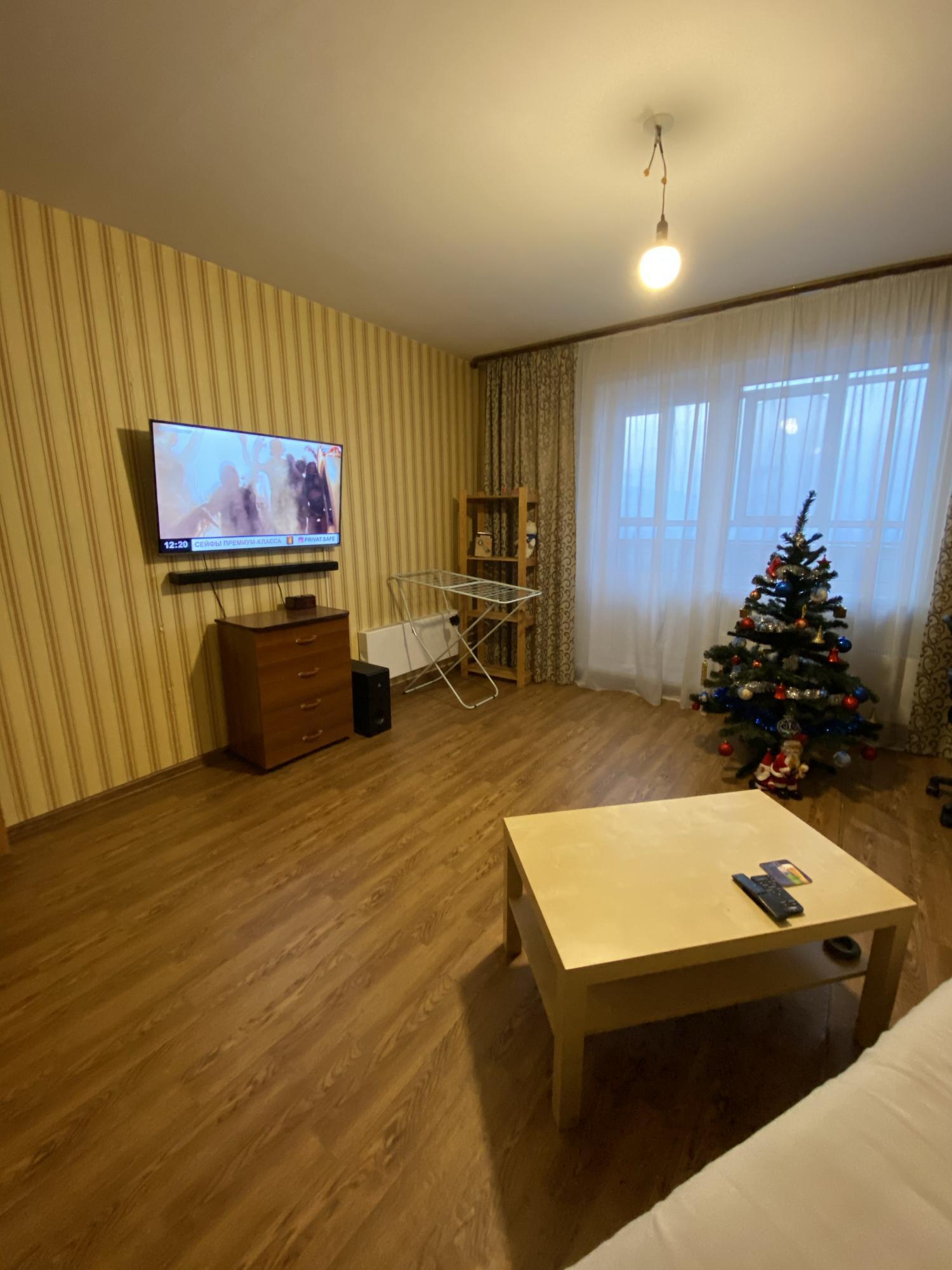 1к квартира Уютный переулок, 9   17000   аренда в Красноярске фото 1