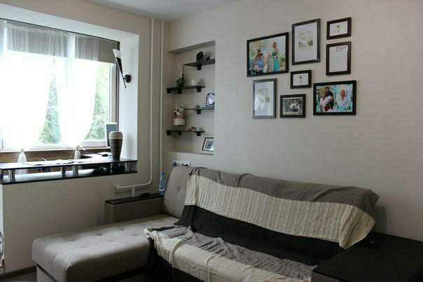 1к квартира улица Павлова, 37 | 14000 | аренда в Красноярске фото 1