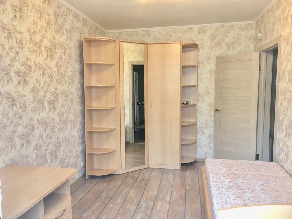 2к квартира улица Ладо Кецховели, 75А | 25000 | аренда в Красноярске фото 0