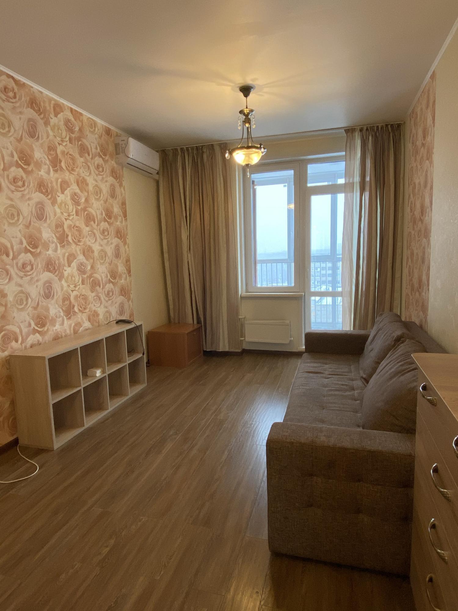 1к квартира улица Борисова, 40 | 16000 | аренда в Красноярске фото 0